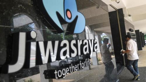 Asuransi Jiwasraya. (Foto: Okezone/Dede Kurniawan)