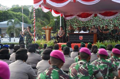 Panglima TNI di Maluku