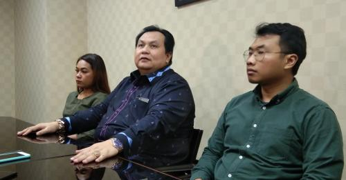 Minola Sebayang soal kasus Ruben Onsu. (Foto: Okezone)