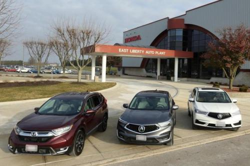 Pabrik perakitan Honda