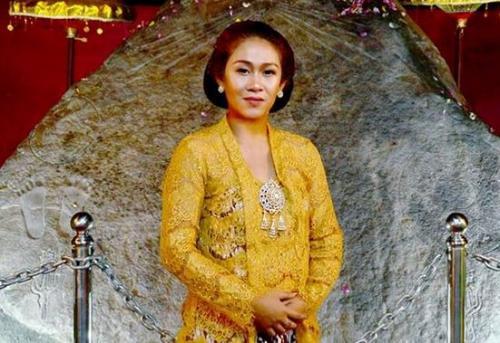 Ratu Keraton Agung Sejagat Foto: Instagram