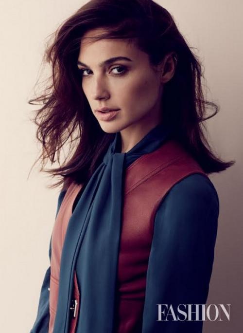 Gal Gadot. (Foto: Stars Fashion Magazine)