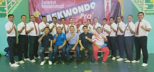 Pelatnas Taekwondo