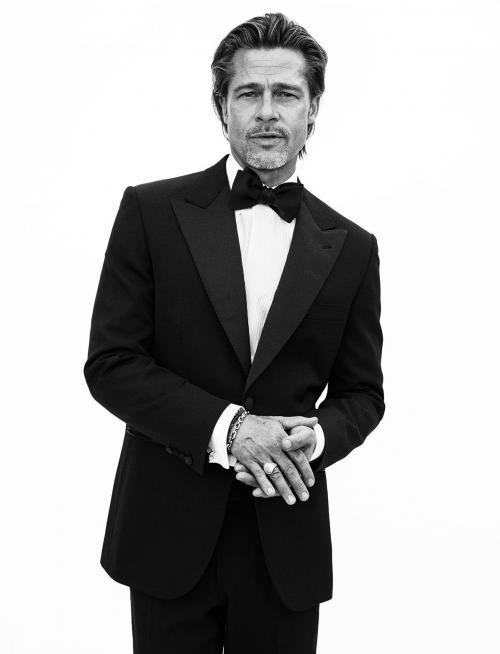 Brad Pitt. (Foto: GQ Magazine)