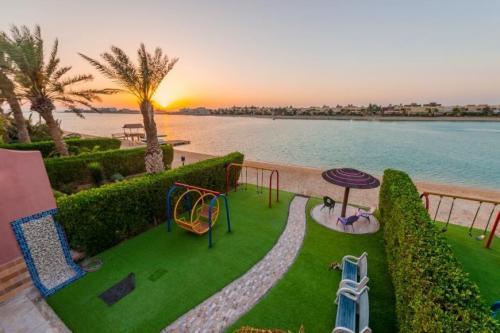 Pantai di Arab