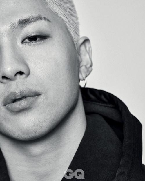 Taeyang BIGBANG. (Foto: GQ)