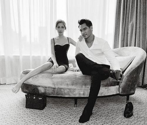 Jessica Iskandar dan Richard Kyle. (Foto: Instagram)