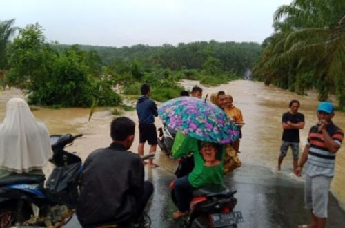 Banjir di Merangin