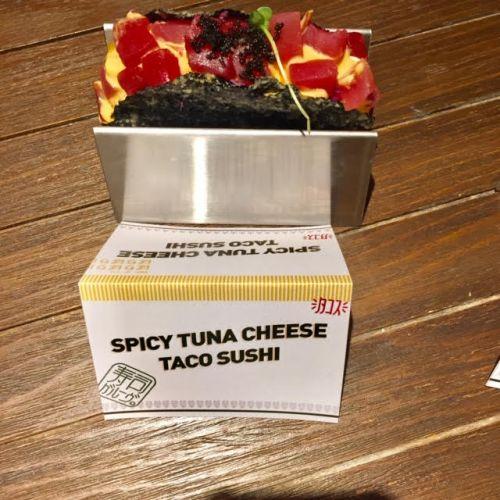 tacho sushi