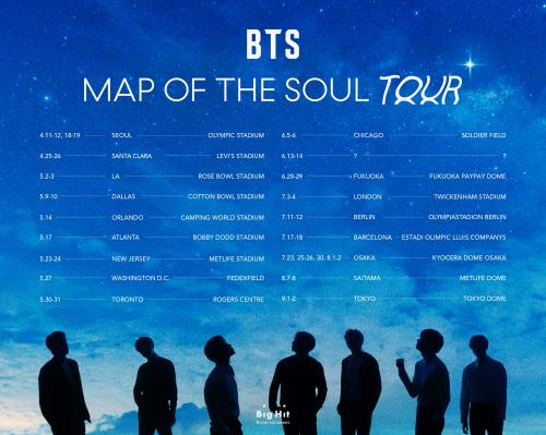 Tur konser BTS