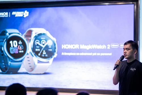 Honor baru-baru ini merilis perangkat pintar terbarunya Honor Magic Watch 2 dengan varian 42 mm di Indonesia.
