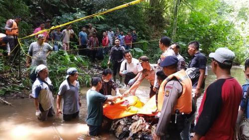 Penemuan mayat pelajar dimutilasi di Bengkulu (foto: Ist)