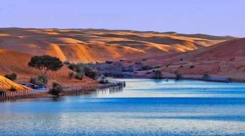 danau di gurun