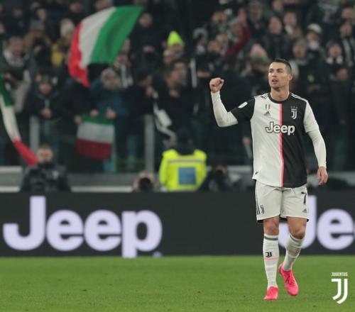 Pemain Juventus, Cristiano Ronaldo
