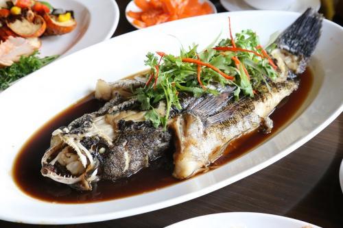 Sauteed Soon Hock (Lazy Fish)