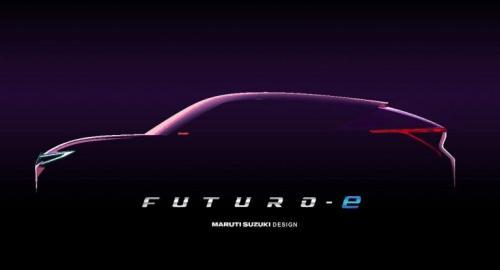 Suzuki Futuro-e