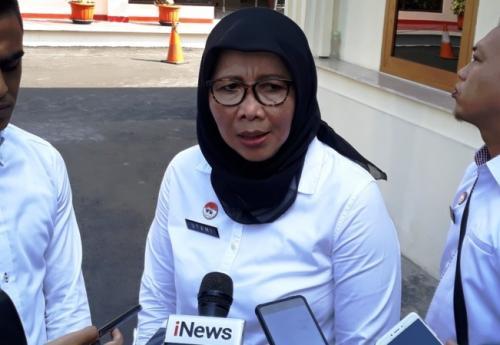Direktur Jenderal Pemasyarakatan (Dirjen PAS) Kementerian Hukum dan HAM, Sri Puguh Budi Utami (Foto : Okezone.com)