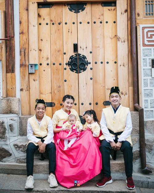 Ruben Onsu dan Keluarga
