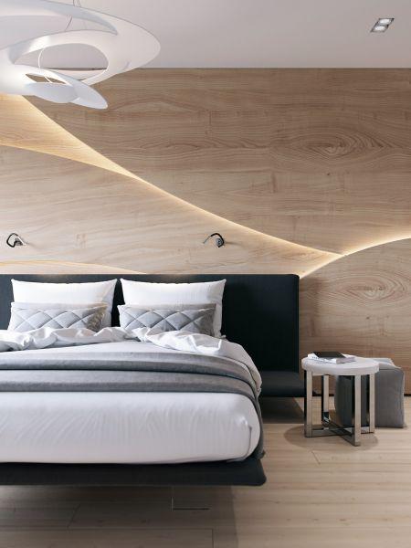 5 Desain Dinding Kayu Untuk Kamar Tidur Nomor 2 Nuansa Cerah Okezone Lifestyle