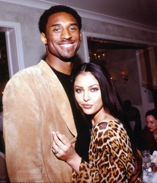 Kobe Bryant dan Vanessa