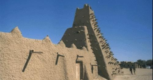 Universitas Sankore Timbuktu merupakan universitas kebanggaan masyarakat Afrika.