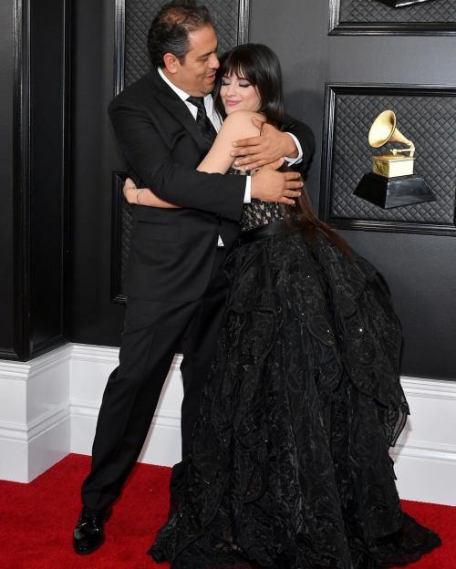 Camila Cabello dan Sang Ayah