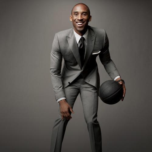 Kobe Bryant. (Foto: GQ)