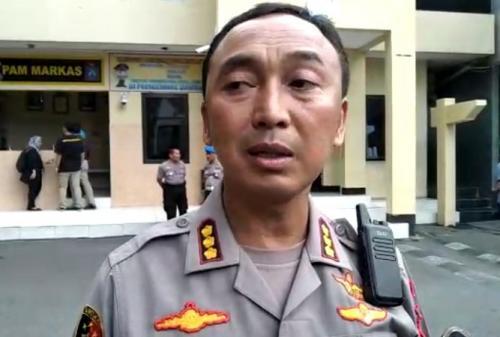 Kapolrestabes Surabaya Kombes Sandi Nugroho (Foto : Okezone.com/Syaiful Islam)