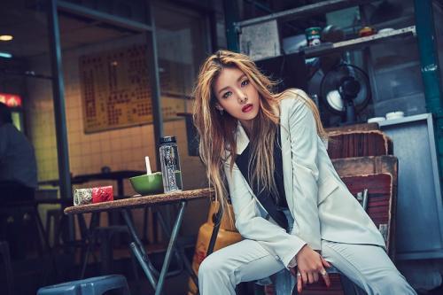 Yubin mantan personel Wonder Girls. (Foto: Channel-Korea)