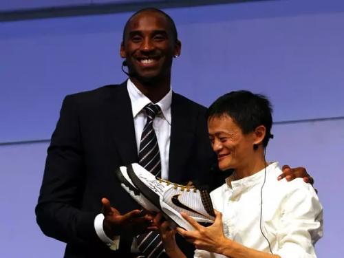Kobe Bryant memiliki ketertarikan dengan ponsel buatan Apple, iPhone.