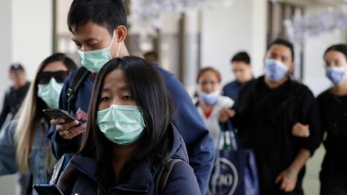 Virus Korona Wuhan
