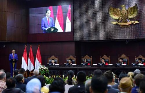 Jokowi Foto: Biro Pers Istana