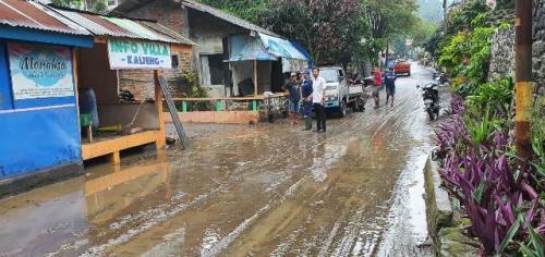 Banjir Kota Batu