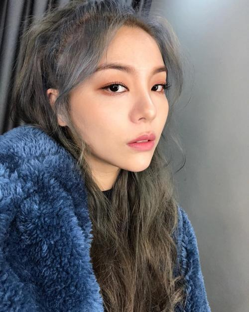 Ailee. (Foto: Instagram/@aileeonline)