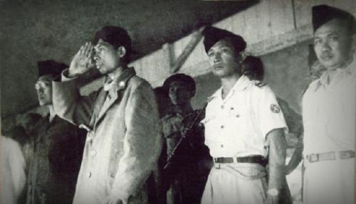 Panglima Besar Jenderal Sudirman. (Foto : Wikipedia)