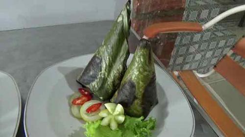 Nasi Bakar Mamong