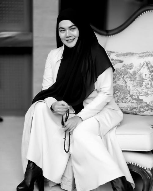 Sarita Abdul Mukti. (Foto: Instagram/@queen_saritaabdulmukti)