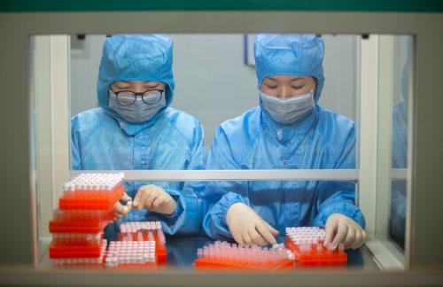 Riset ilmuwan penyakit mematikan