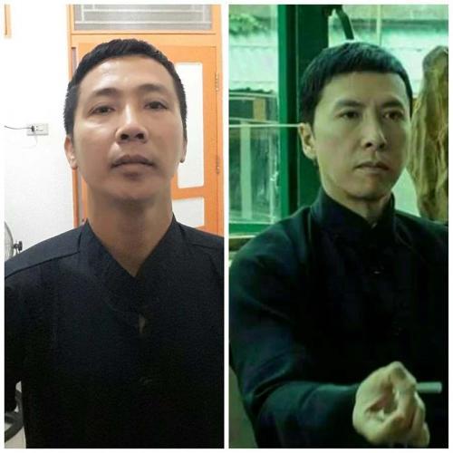 Ia akan tetap menjadi aktor namun tidak untuk peran sebagai master Wing Chun.