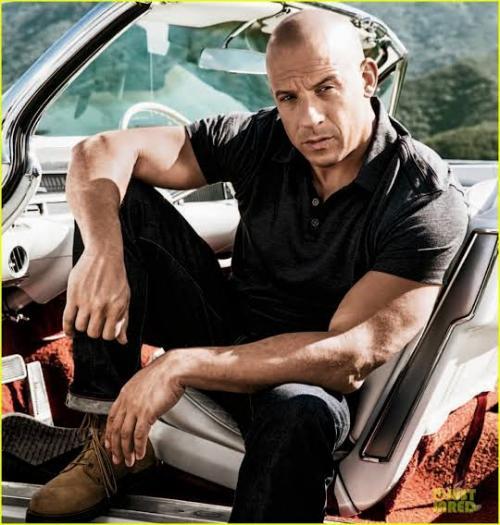 Vin Diesel (Foto: Just Jared)