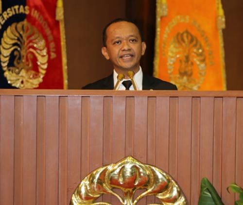 Kepala BKPM Bahlil Lahadalia. (Ist)