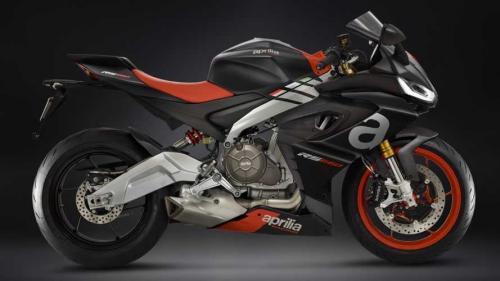 Aprilia secara resmi menambah anggota dalam lini model motornya pada 2020 dengan mengenalkan varian RS660.