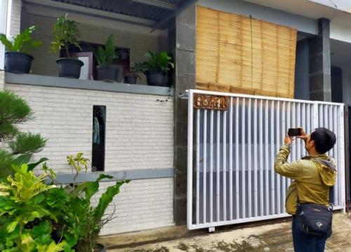 Rumah Penghina Tri Rismaharini