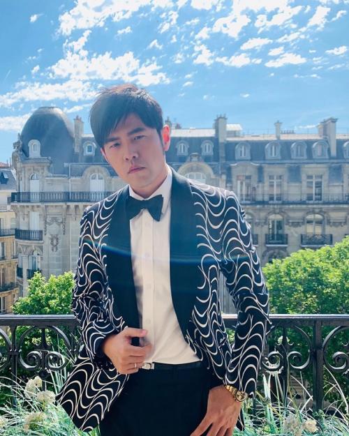 Jay Chou. (Foto: Instagram/@jaychou)