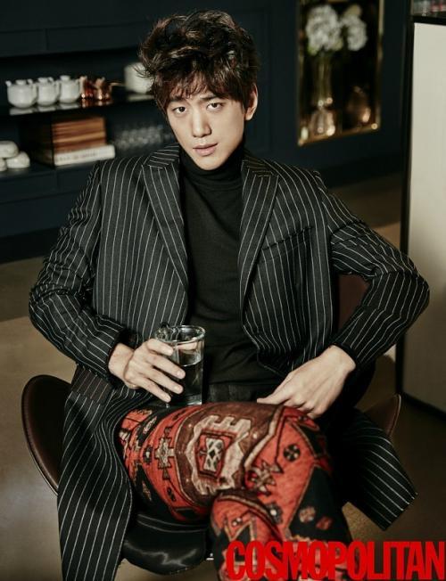 Sung Joon. (Foto: Cosmopolitan)