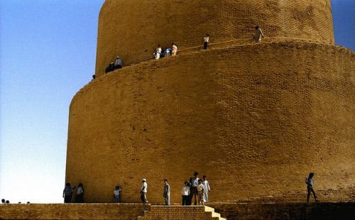 Masjid Agung Samarra sebelum hancur