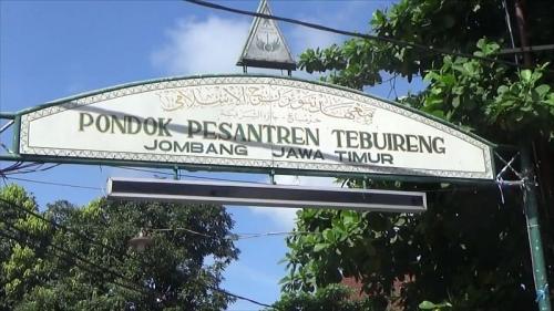 Ponpes Tebuireng (foto: inews/Muhtar B)