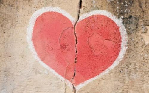 menolak cinta