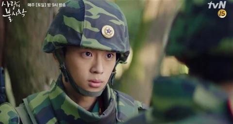 Lee Shin Young di Crash Landing on You