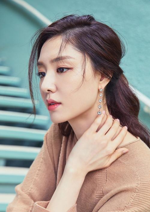 Seo Ji Hye. (Foto: Cosmopolitan)